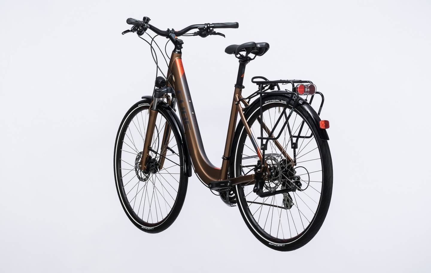 Cube Touring PRO Easy Entry (2017)