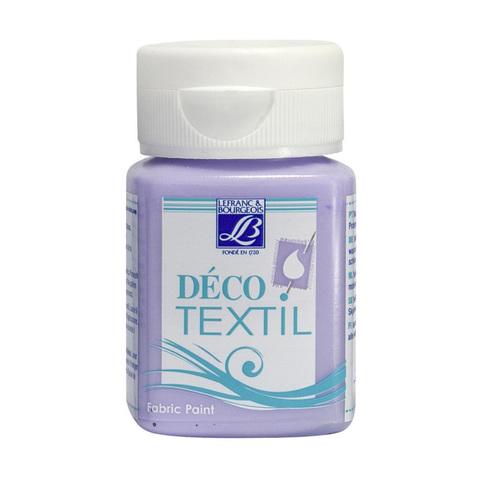 Краска по ткани Lefranc&Bourgeois DECO TEXTIL 50 мл 602, фиолетовый