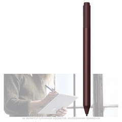 Перо Microsoft Surface Pen 2017, Burgundy бордовый