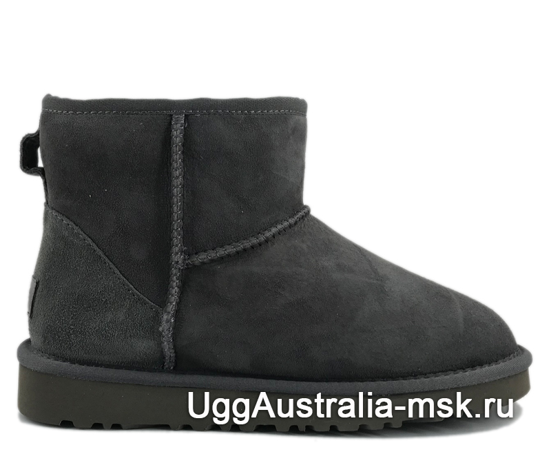 UGG Classic II Mini Grey