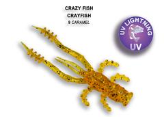 Силикон CRAZY FISH CRAYFISH 26-45-9-6