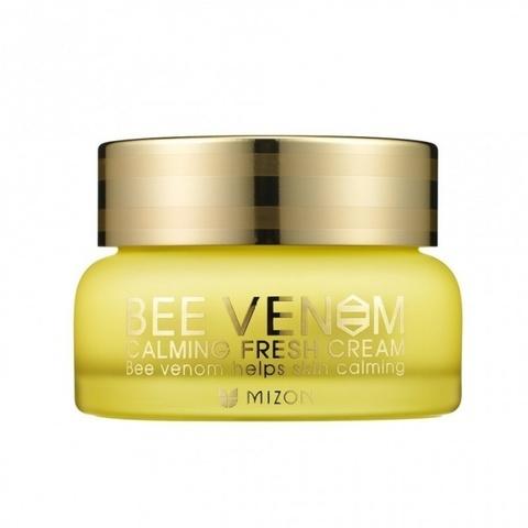 Успокаивающий крем  Mizon Bee venom calming fresh cream
