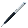 Pierre Cardin Gamme - Plaid Black & Chrome, шариковая ручка, M