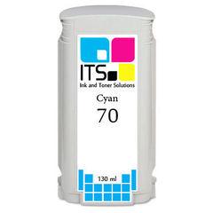 Картридж для HP 70 (C9452A) Cyan 130 мл