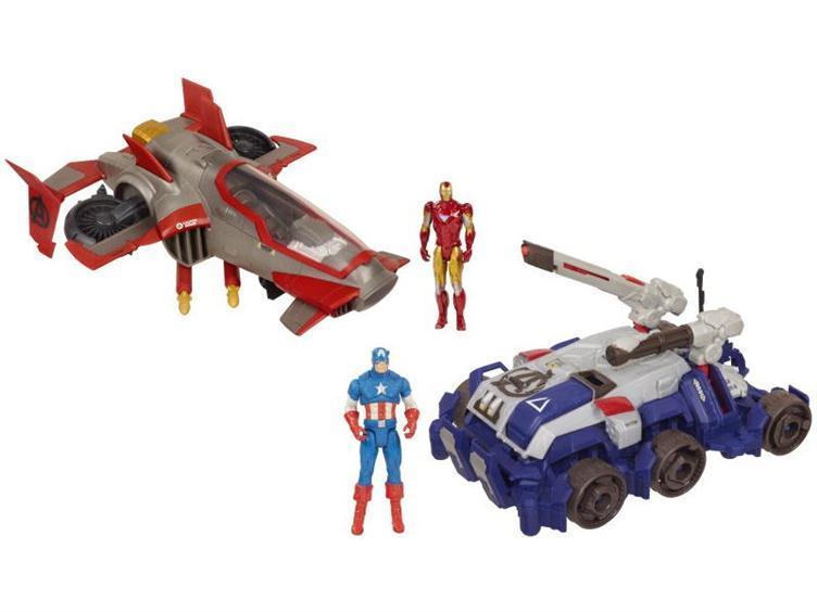 The Avengers Stark Tek Battle Vehicles Series 01