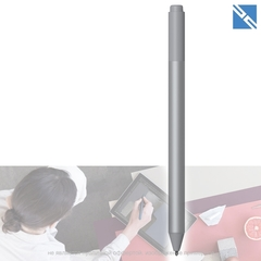 Перо Microsoft Surface Pen 2017, Platinum серый
