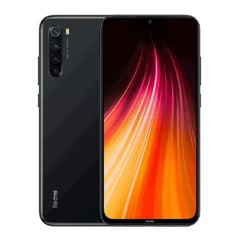 Смартфон Xiaomi Redmi Note 8T 4/64GB Global Version Grey (Серый)