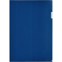 Папка-уголок Attache А3 синяя 180 мкм (20 штук в упаковке)