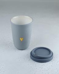 Керамический термостакан, 300 мл, Россия