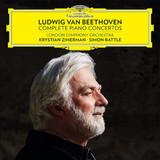 Krystian Zimerman, London Symphony Orchestra, Simon Rattle / Ludwig Van Beethoven - Complete Piano Concertos (Limited Edition Box Set)(5LP)