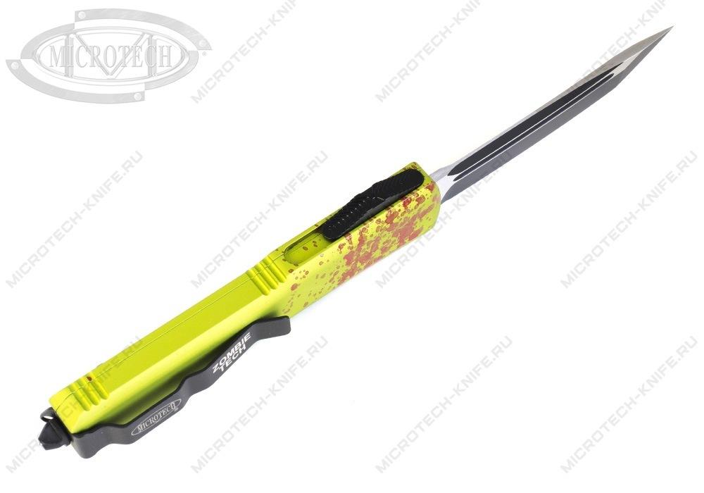 Нож Microtech Ultratech Zombie 123-1Z - фотография