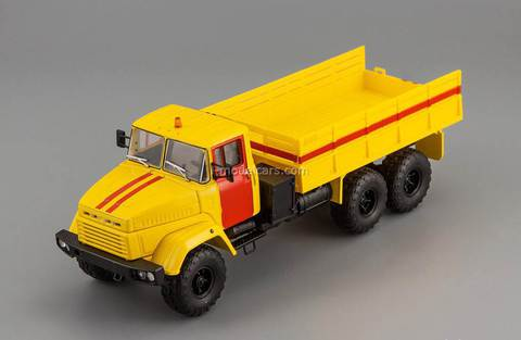 KRAZ-260 Emergency 1989-1994 1:43 Nash Avtoprom