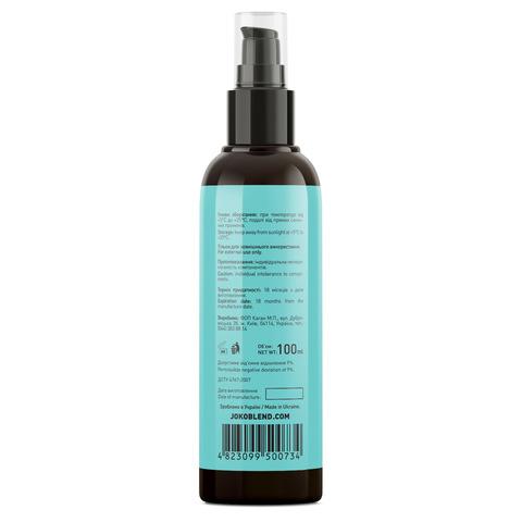 Олія для сухого і пошкодженого волосся Hair Reviver Oil Joko Blend 100 мл (4)