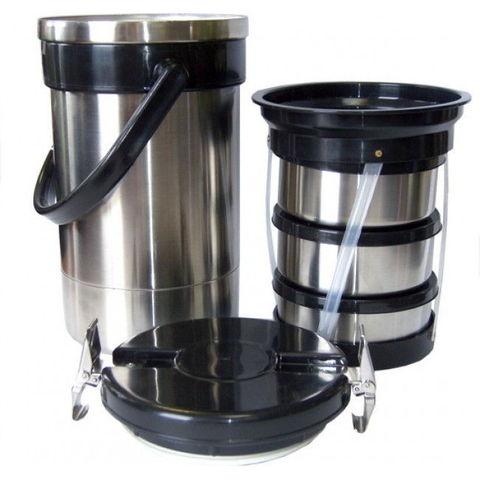 Термос для еды Амет SN Экспресс (2 литра) с широким горлом