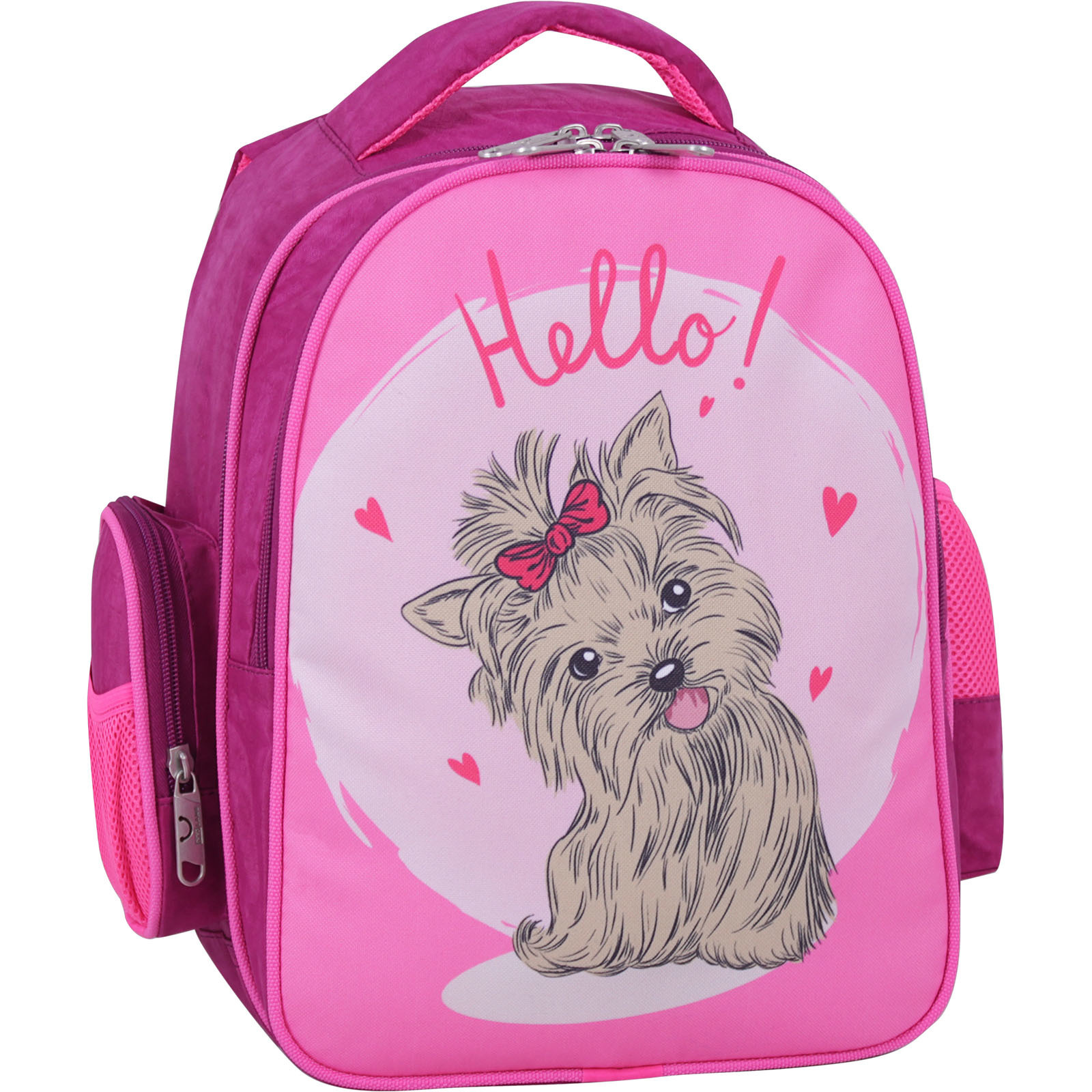 Детские рюкзаки Рюкзак Bagland Pupil 14 л. малина 167к (0012570) IMG_8436_суб167К_-1600.jpg