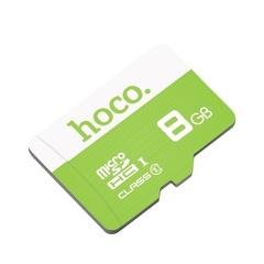 Yaddaş kartı \ Карта памяти \ Flash Card  HOCO TF high speed, 8GB, зеленый