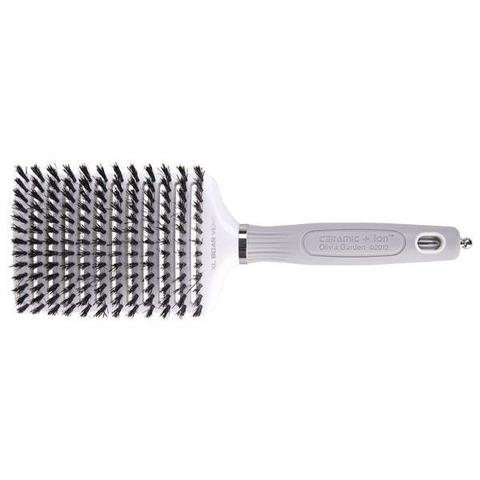 Щетка для волос Ceramic + Ion XL Boar Vent натуральная щетина