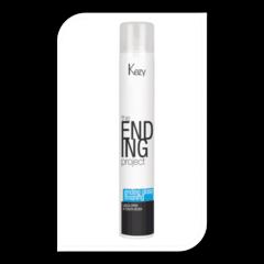 KEZY спрей-лак надежной фиксации ending glossy finishing SPray firm hold 500мл