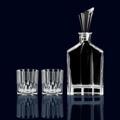 Набор для виски Nachtmann Aspen, декантер и 2 стакана, фото 2