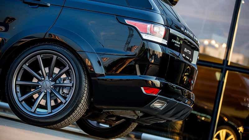 Обвес MTR Design для Land Rover Range Rover Sport