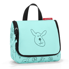 Органайзер детский Toiletbag S cats and dogs mint Reisenthel