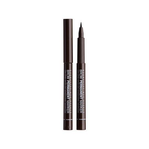 Фломастер для бровей Brow Permanent Marker тон 03 Dark Brown