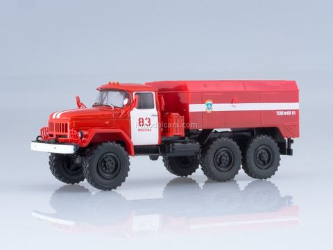 ZIL-131 UMP-350 (131) fire engine 1:43 Our Trucks #11