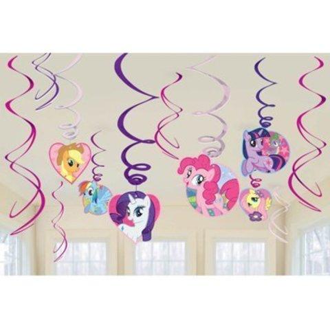 Спираль My Little Pony 46-60см12шт/A