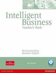 Intelligent Business Pre-Int TB +R**