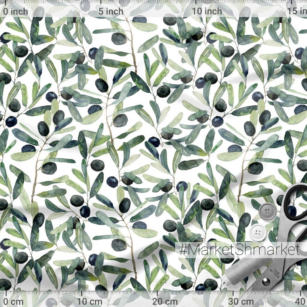 Оливковые ветки