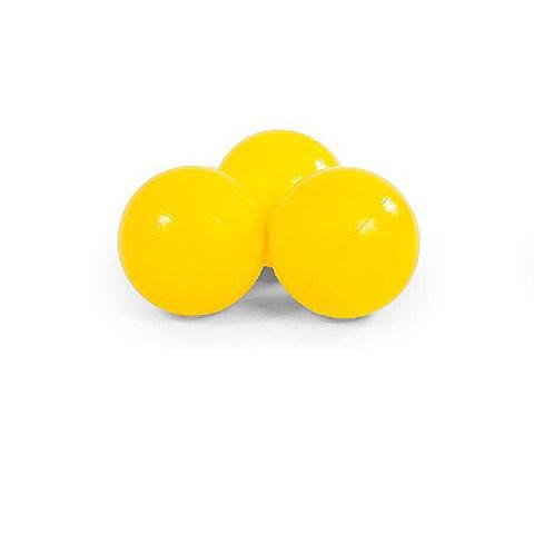 Шар желтый комплект 50 шт.