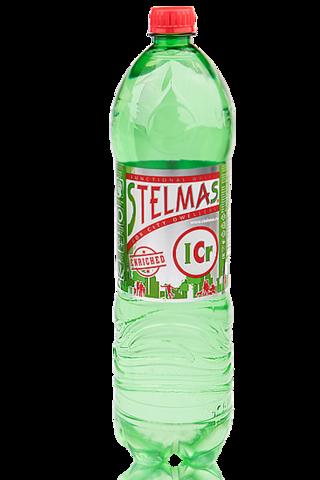 Мин Вода Stelmas ZnSe газ 1,5л