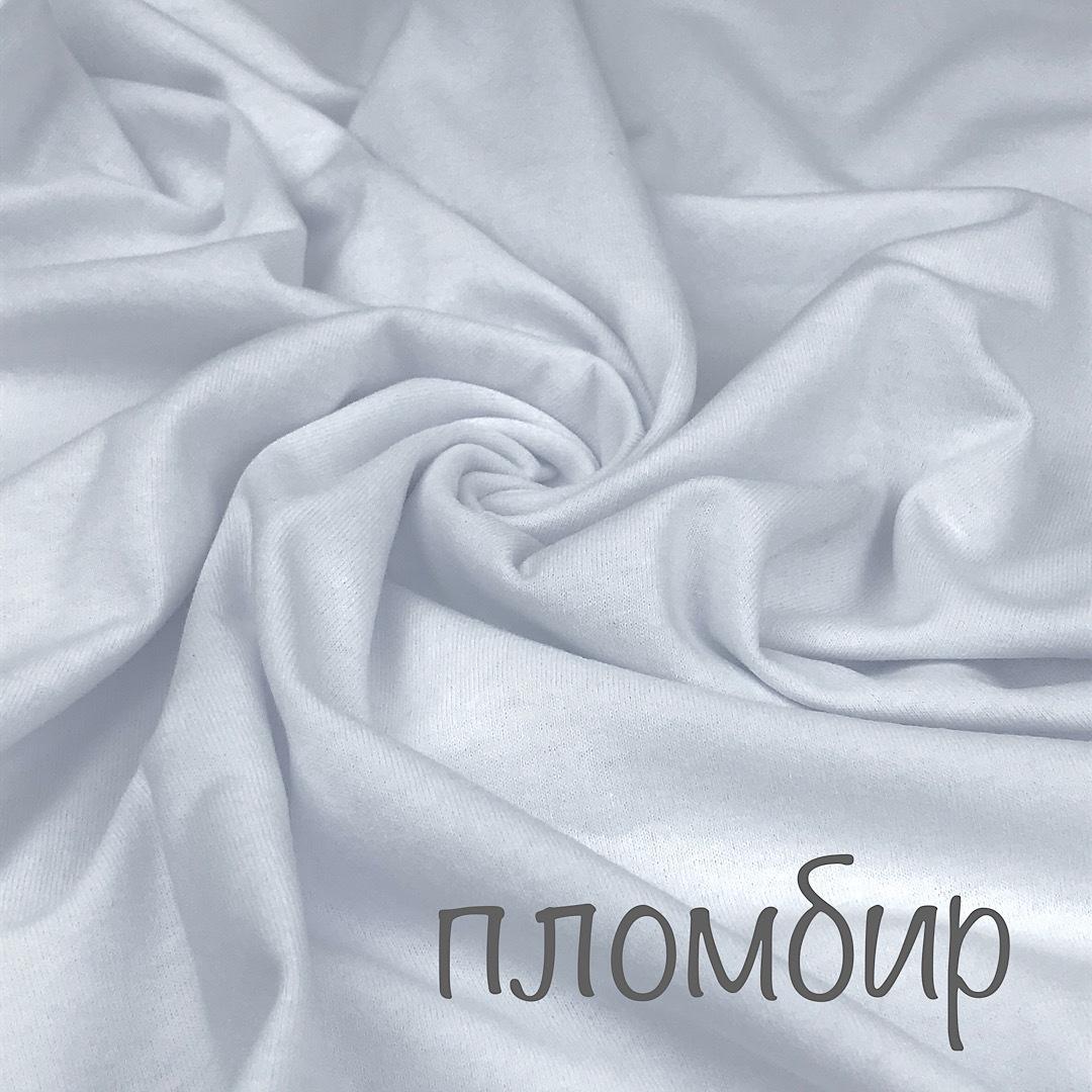 TUTTI FRUTTI - Односпальная трикотажная простыня на резинке 80х180