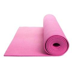 Yoqa xalçası \ Yoga Mat \ Коврик для йоги pink 4 mm 61 x 173 sm
