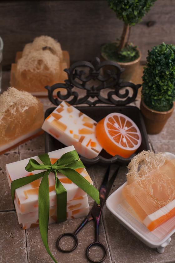 Форма для мыловарения Апельсинка