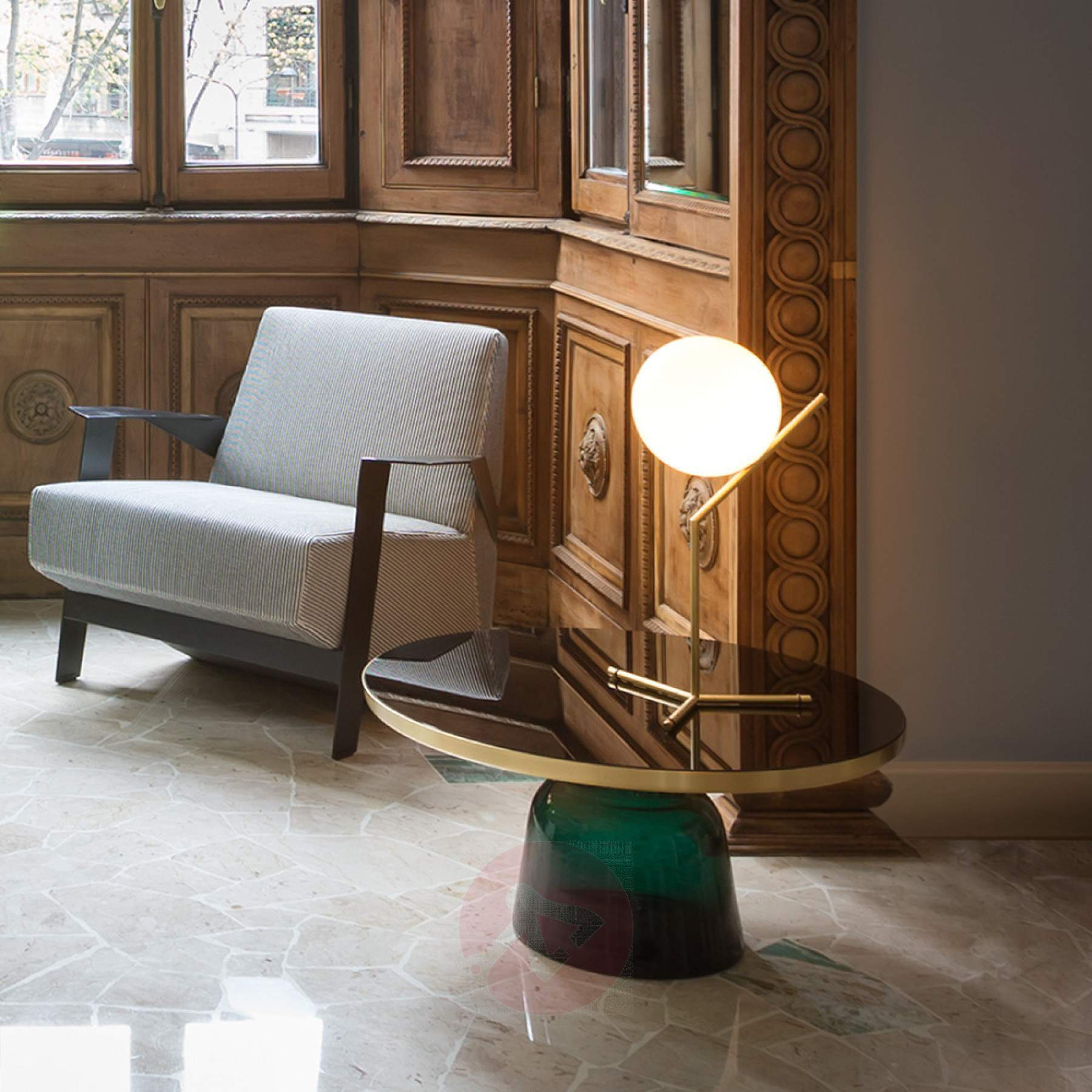 Настольный светильник копия IC T1 HIGH by Flos
