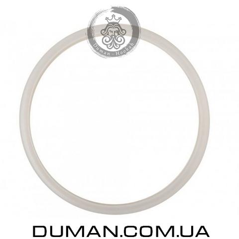 Силиконовый уплотнитель Yahya (Яхуа) кольцо под колбу для кальяна |0.2мм*5см