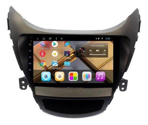 Магнитола Hyundai Elantra, Avante 2010-2013 Android 9.0 2/32 модель CB3141T8