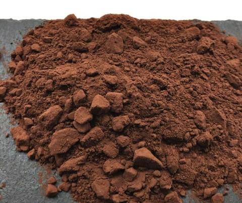 Какао порошок Premium алкализированный DeZaan 20-22%, 100гр.