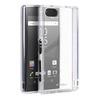 Прозрачный чехол-накладка Sony Xperia Z5 compact