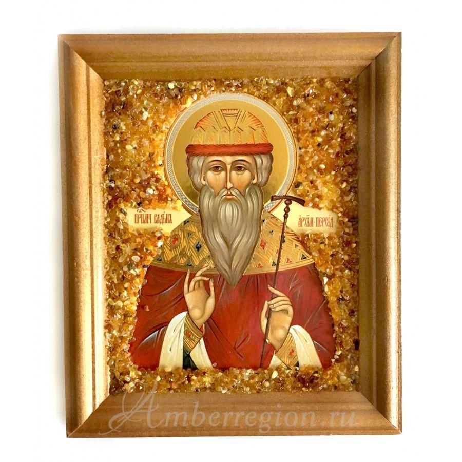 Икона Святого Вадима, архимандрита Персидского