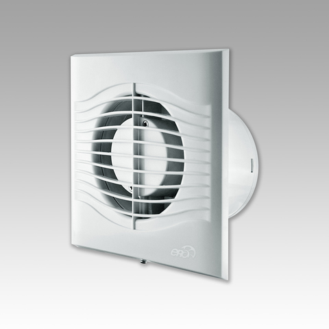 Накладной вентилятор Эра SLIM 6С D150