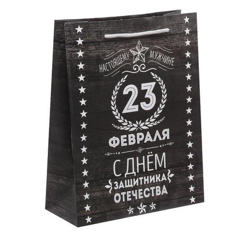 Купить Пакет «Защитнику» 23278см в Магазине тельняшек