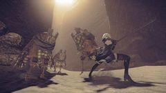 NieR: Automata Game of the YoRHa Edition (PS4, английская версия)