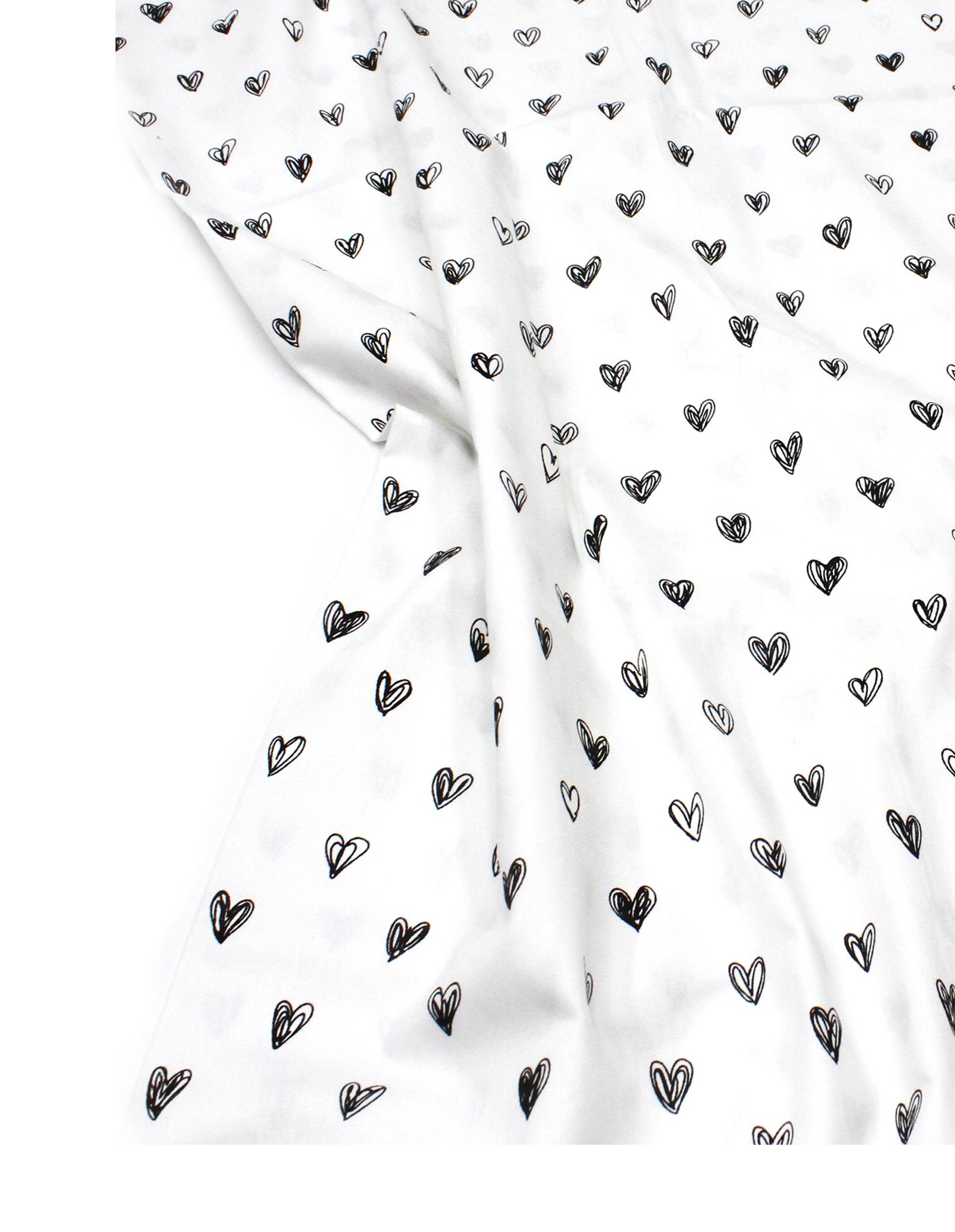 Сердечки черные2
