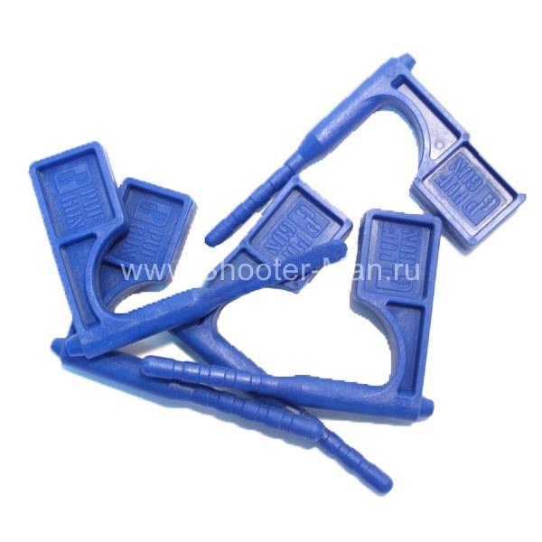 Флажок безопасности Pufgun, синий