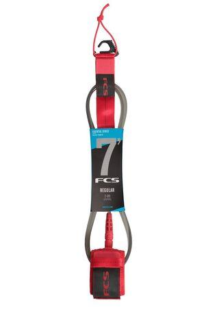 Лиш FCS 7' Regular Essential Leash Red