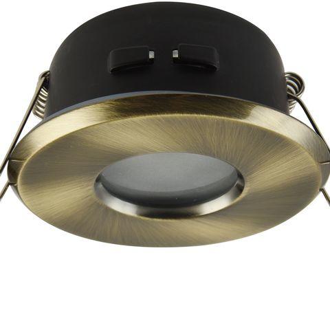 Встраиваемый светильник Maytoni Metal Modern DL010-3-01-BZ