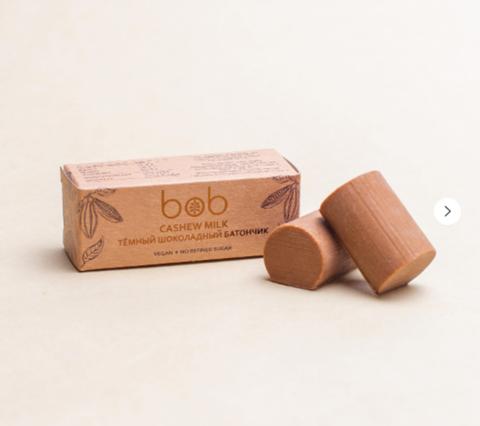 Bob Темный шоколадно-ореховый батончик