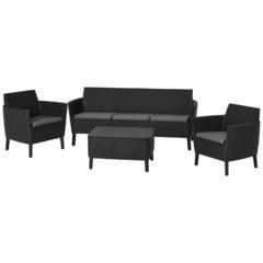 Комплект уличной мебели Allibert Salemo 3 Set